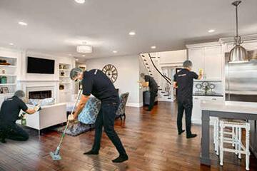 Ev Temizliği - Hizmetlerimiz
