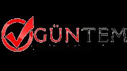 Güntem Temizlik Logo